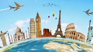 tour the world