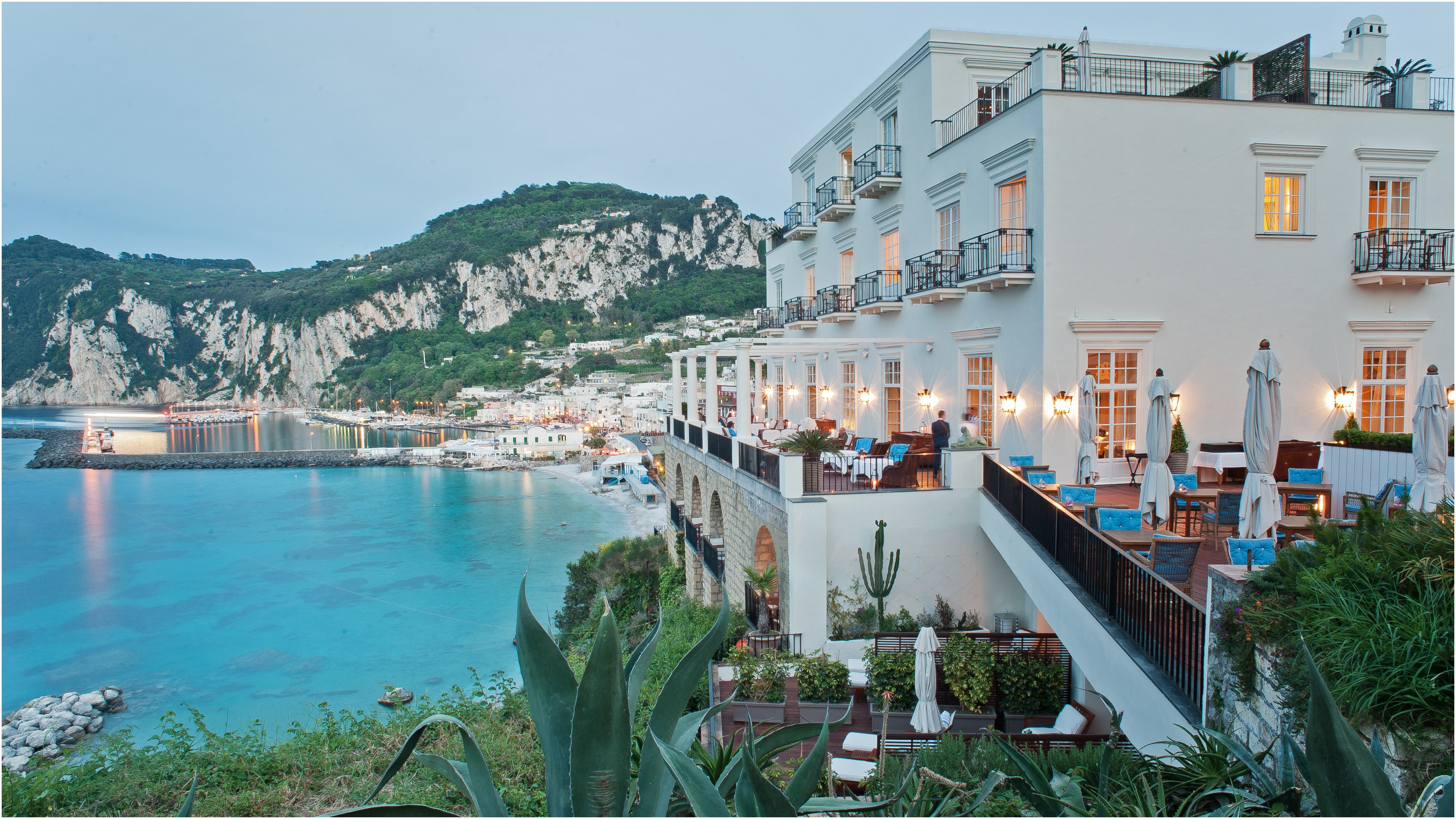 13 italy beautiful hotels jk capri