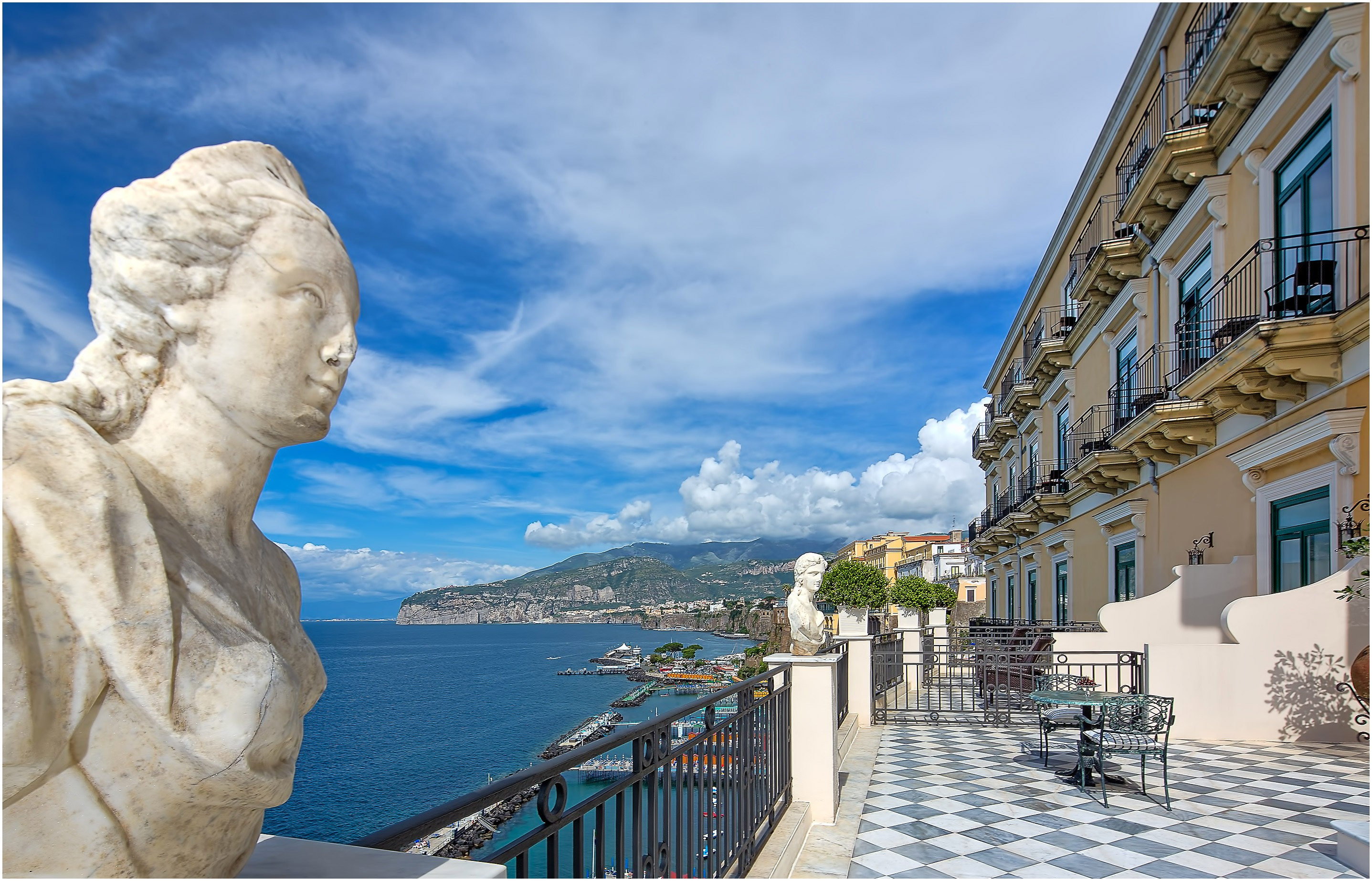 BELLEVUE SYRENE OFFICIAL WEBSITE BELLEVUE SYRENE SORRENTO OFFICIAL WEBSITE LUXURY HOTEL SORRENTO FIVE STAR HOTEL