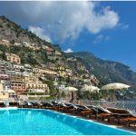 5 Hotels with Beach Views In Italy New Positano Five Star Hotel Positano Amalfi Coast