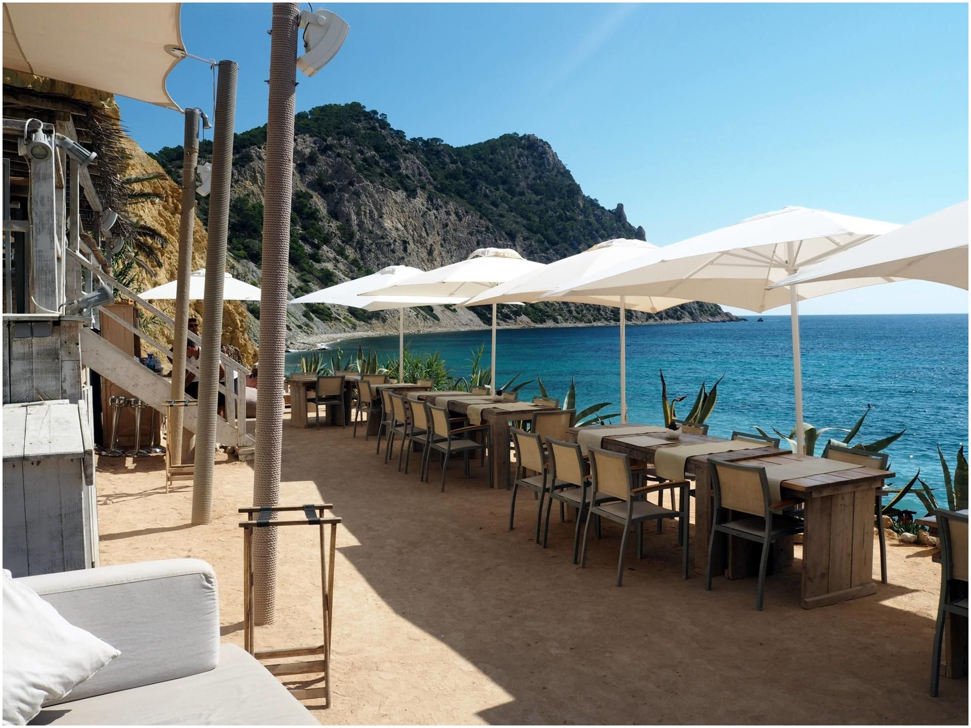 Ibiza Must Visit Amante Beach Club & Restaurant Tailored Styling