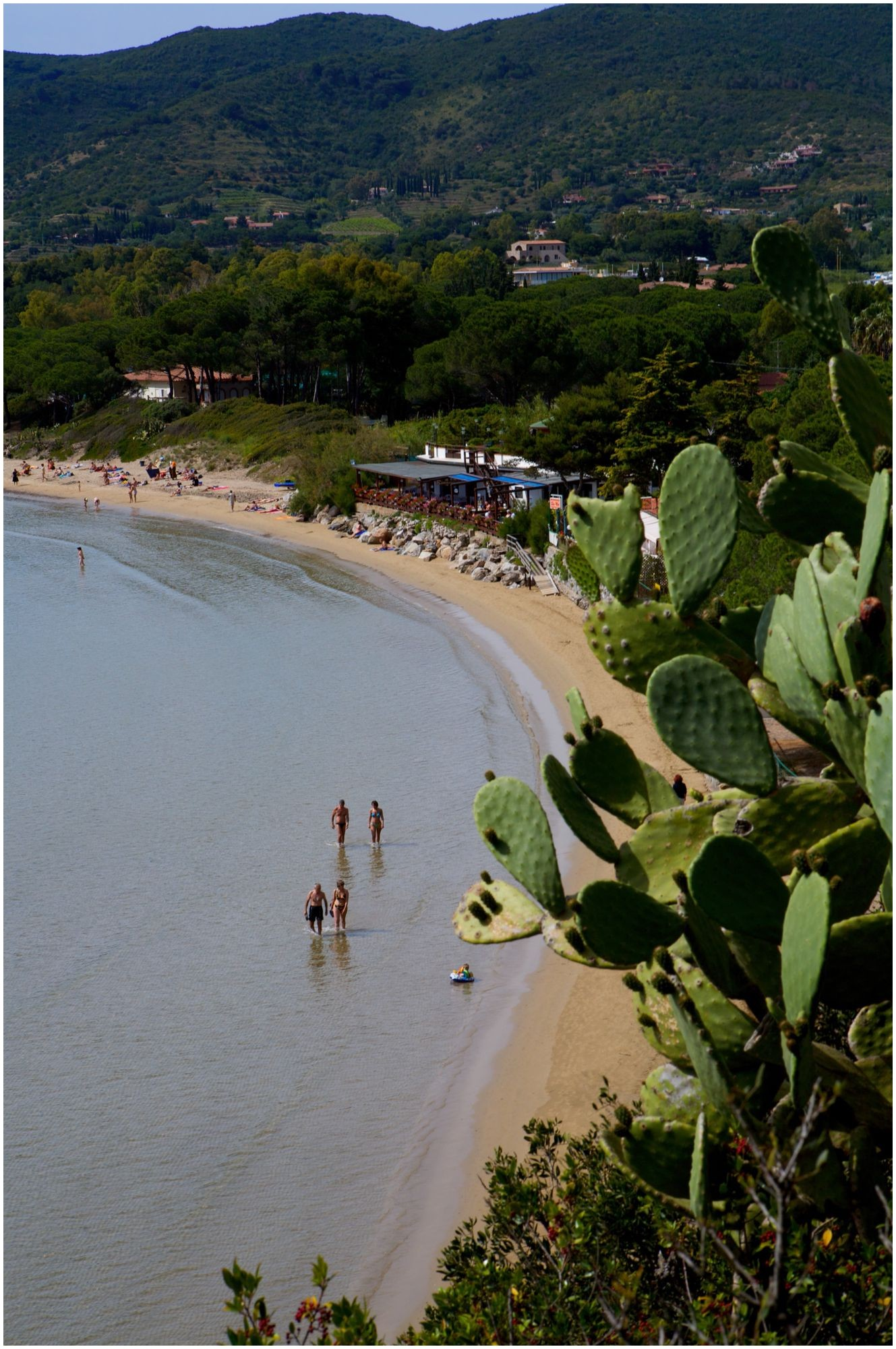 Beach Camping Italy Beautiful Campsites In Italy – the Best Camping In Italy