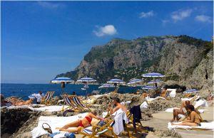 Beach Clubs In Portofino Italy Beautiful La Fontelina Beach Club Capri Italy
