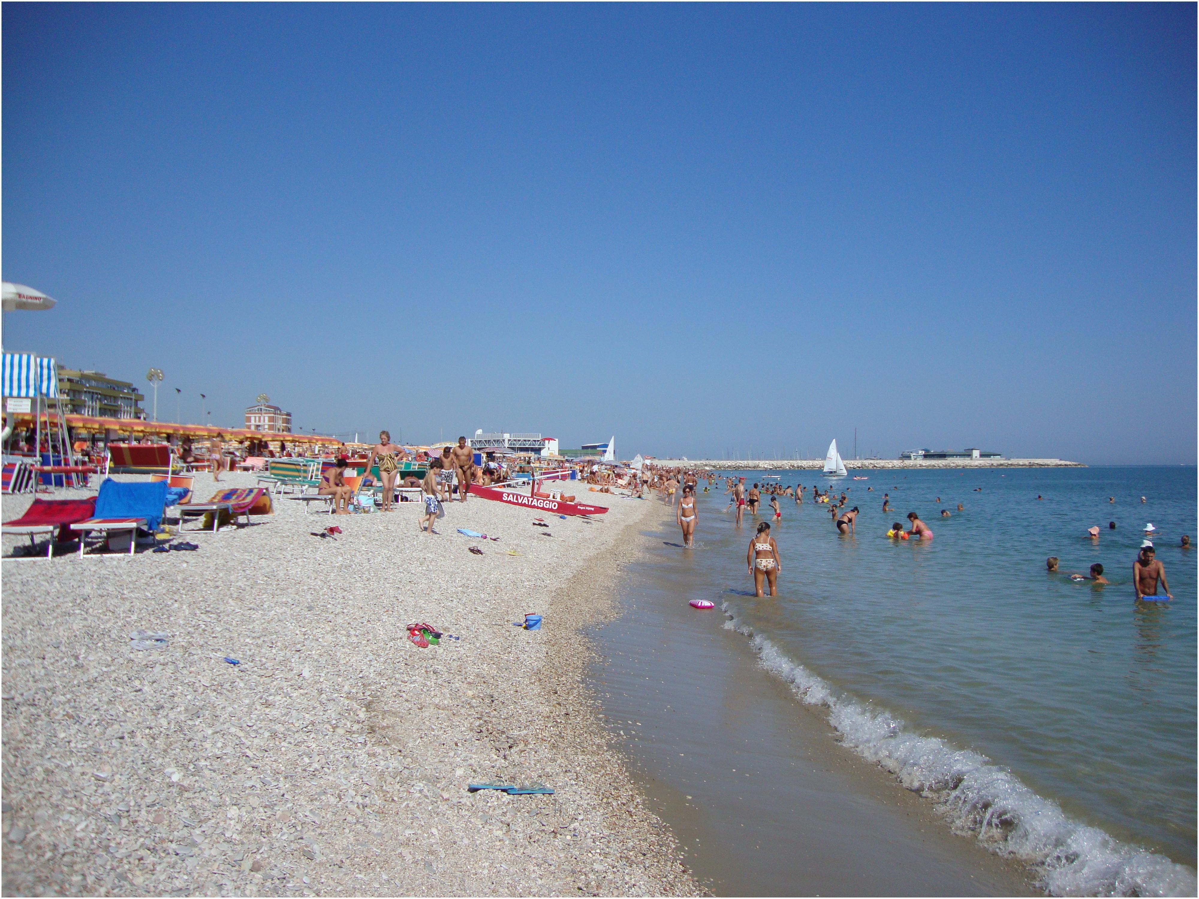 Fano Beach Wikimedia mons