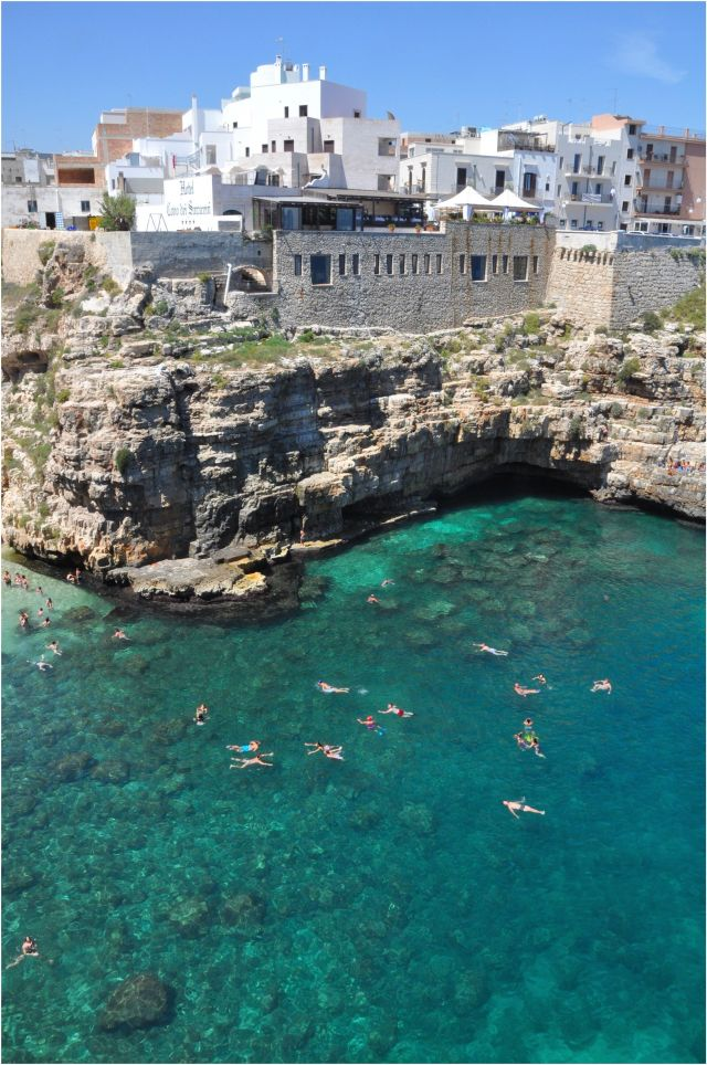 Beach In Bari Italy Best Of Polignano A Mare and Beach Puglia Italy Itaレia In 2019