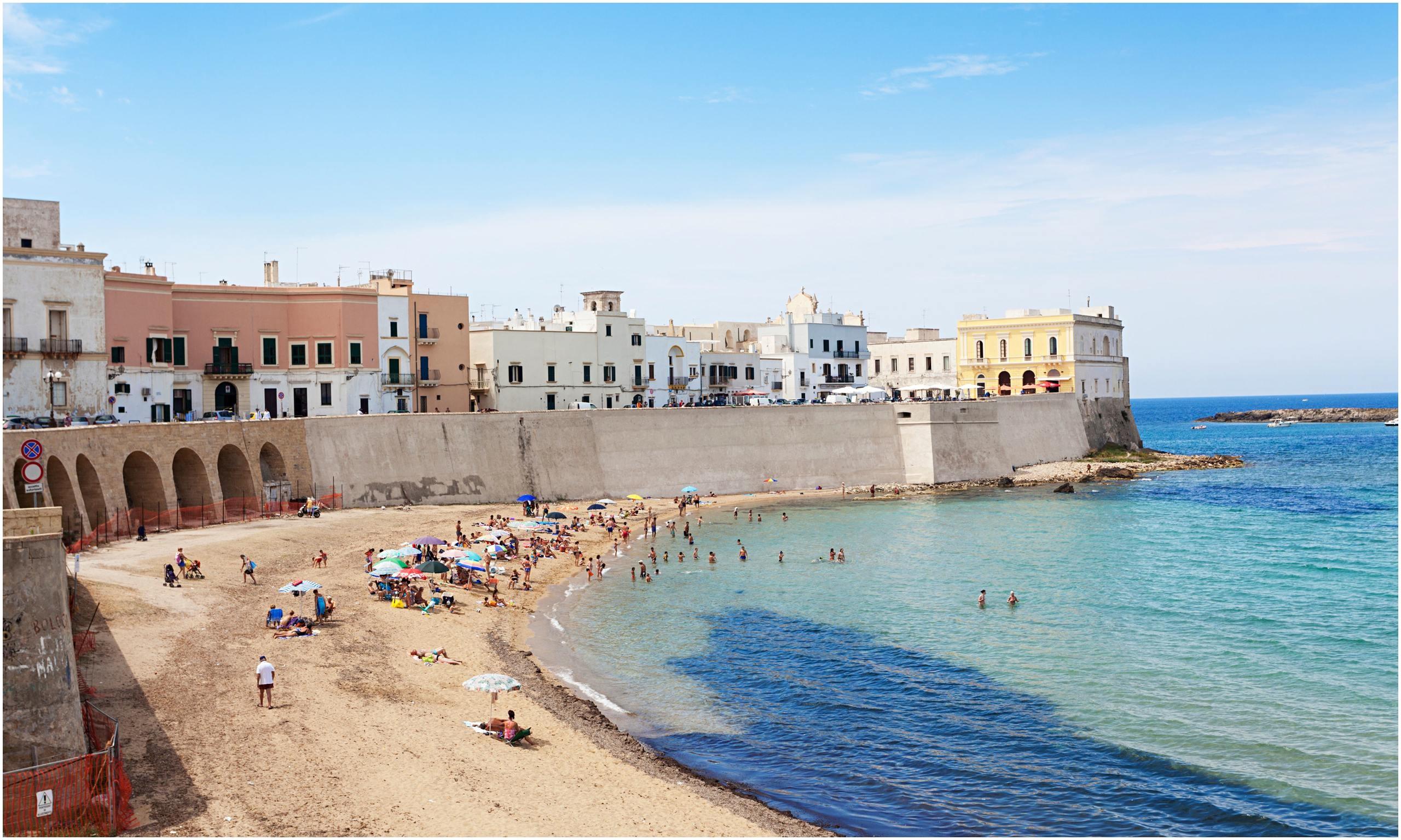 Unspoilt Italy fall head over heel for Puglia s Salento region Wild beaches