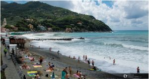 Beach In Levanto Italy Awesome Beaches Not Far From Cinque Terre
