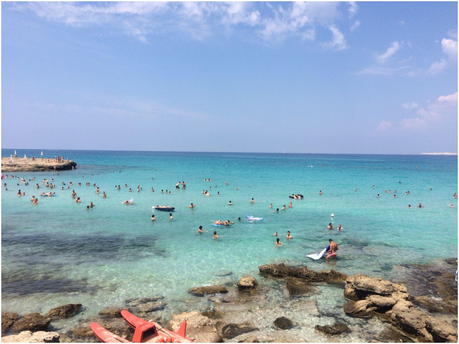 Beach In Ostuni Italy New Punta Della Suina Nel Gallipoli Puglia
