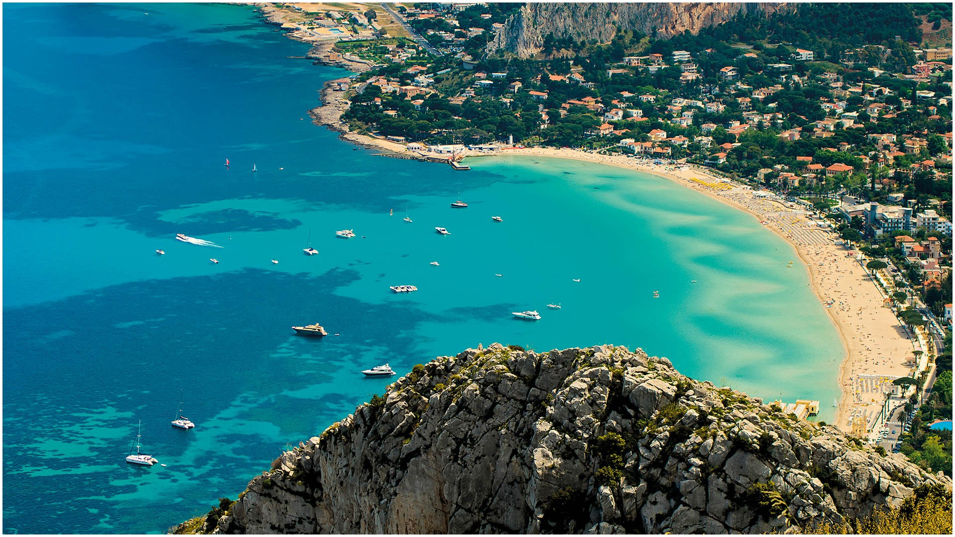 Beach In Palermo Italy Awesome the 5 Most Beautiful Beaches Near Palermo