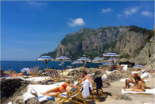 Beach In Positano Italy Fresh La Fontelina Beach Club Capri Italy