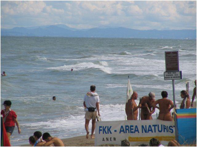 Beach In Ravenna Italy Luxury Italy Naturism Beach Ravenna