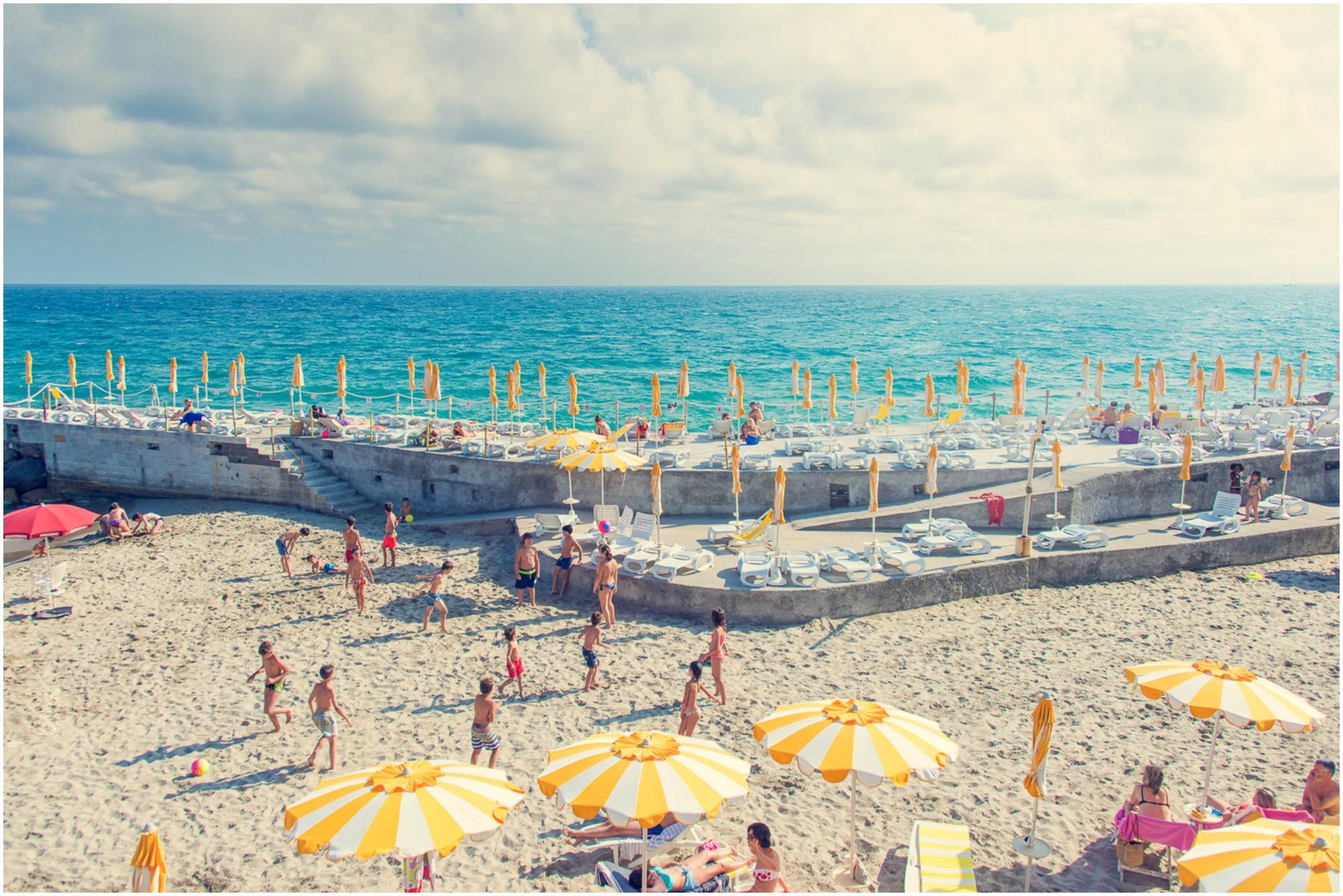 Travel Jetset Journal Sanremo and Portofino
