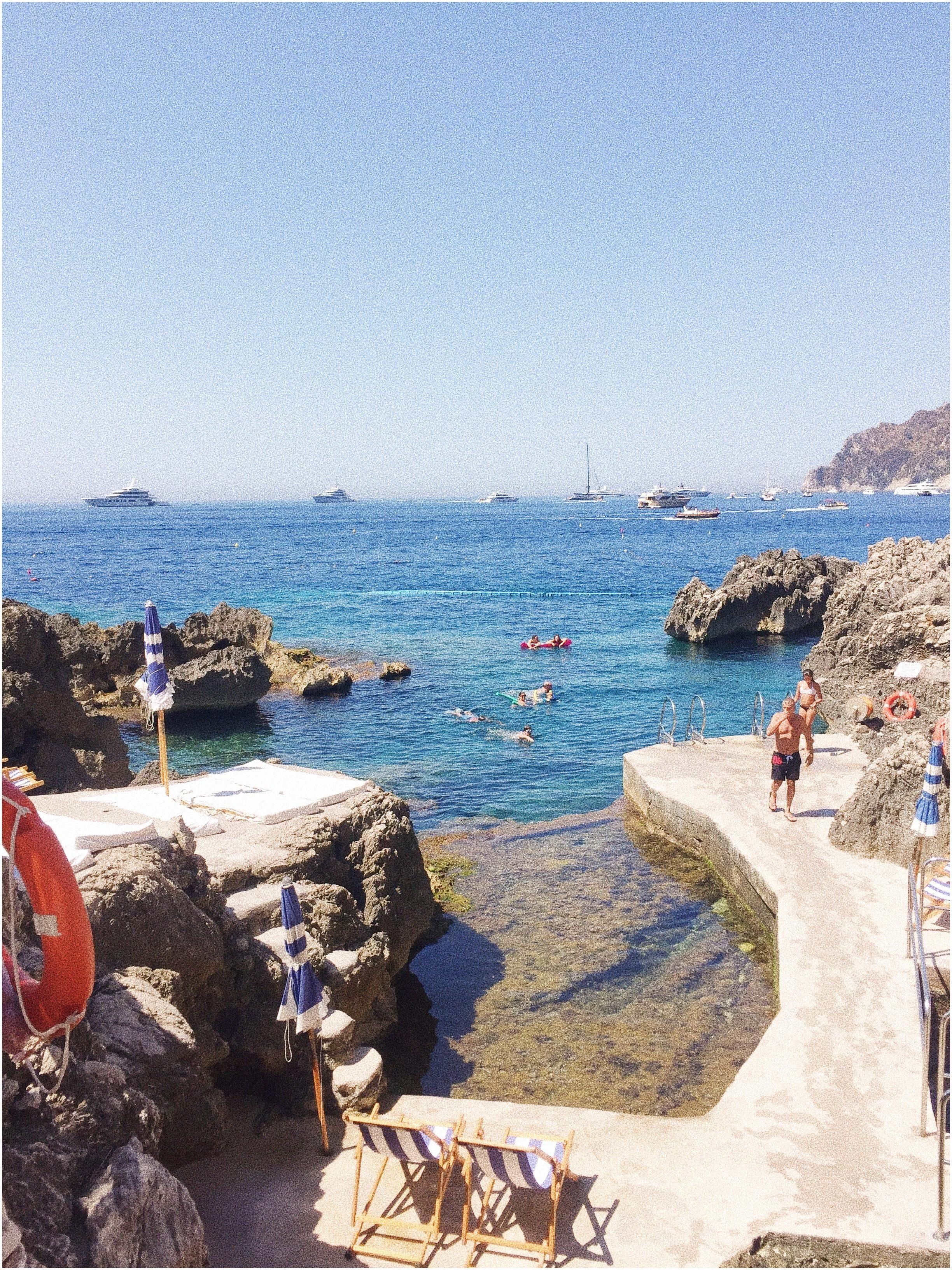 Beach Italy Best