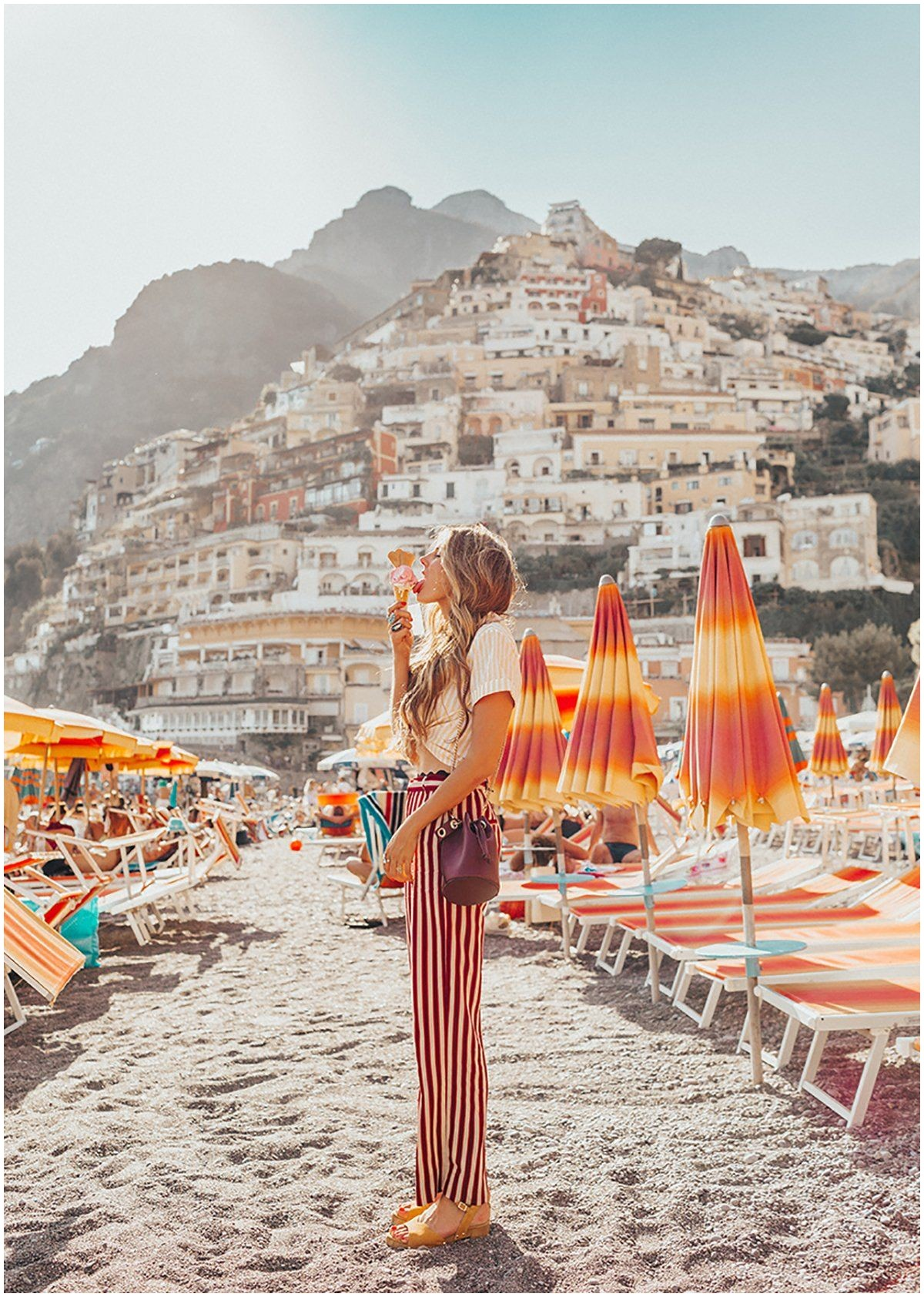 Barefoot Blonde Hair Extensions Travel Goals Us Travel Italy Travel Travel Ootd