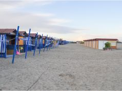 Beach Mestre Italy Elegant Venice New Year S Greeting On Lido Beach Dream Of Italy