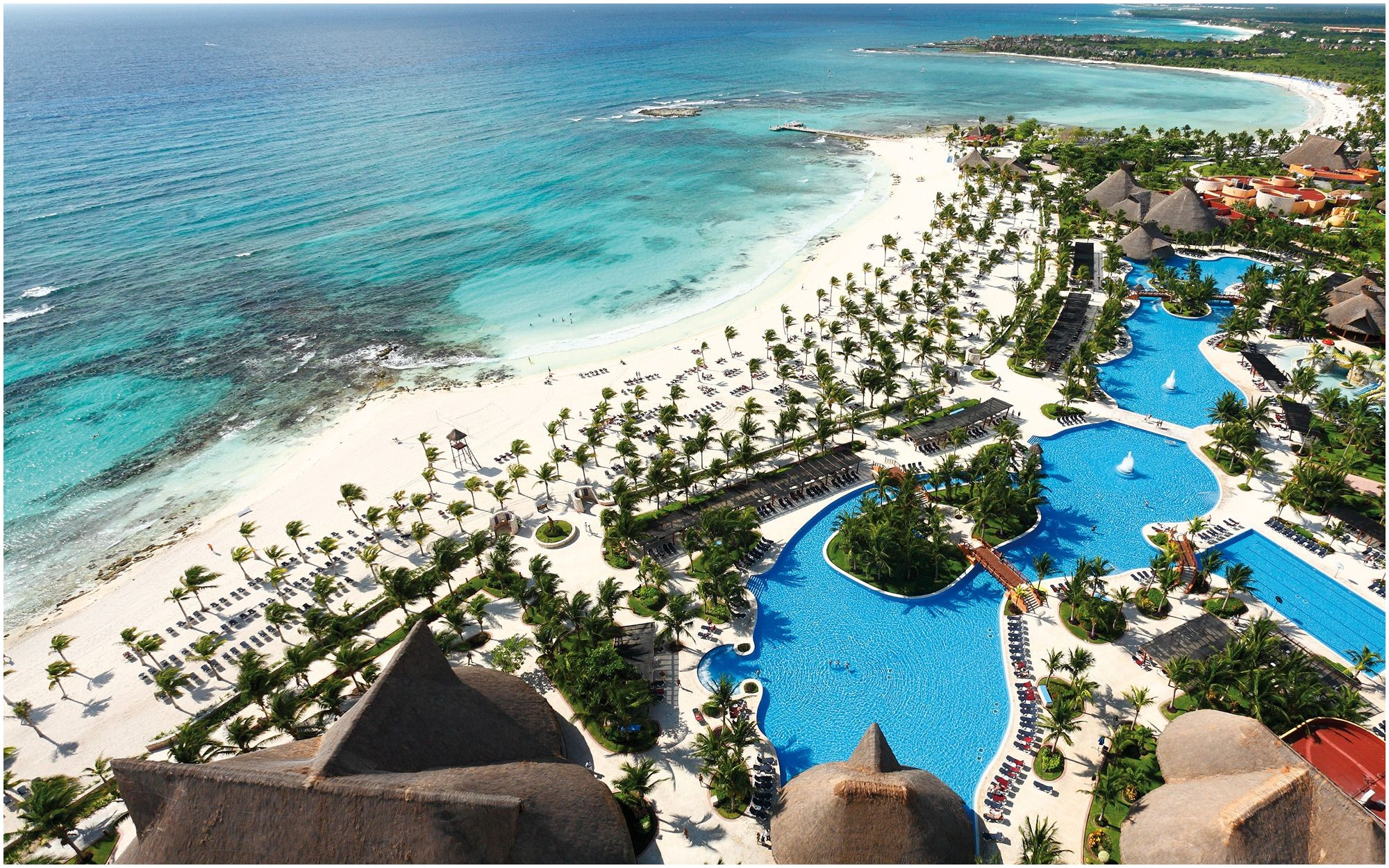 All Inclusive Resorts Barcel³ Maya Beach Resort Riviera Maya Mexico