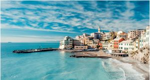 Beach Resorts In Genoa Italy Inspirational Genoa Italy Beach Resorts Turquoise Water Wide Hd Wallpaper