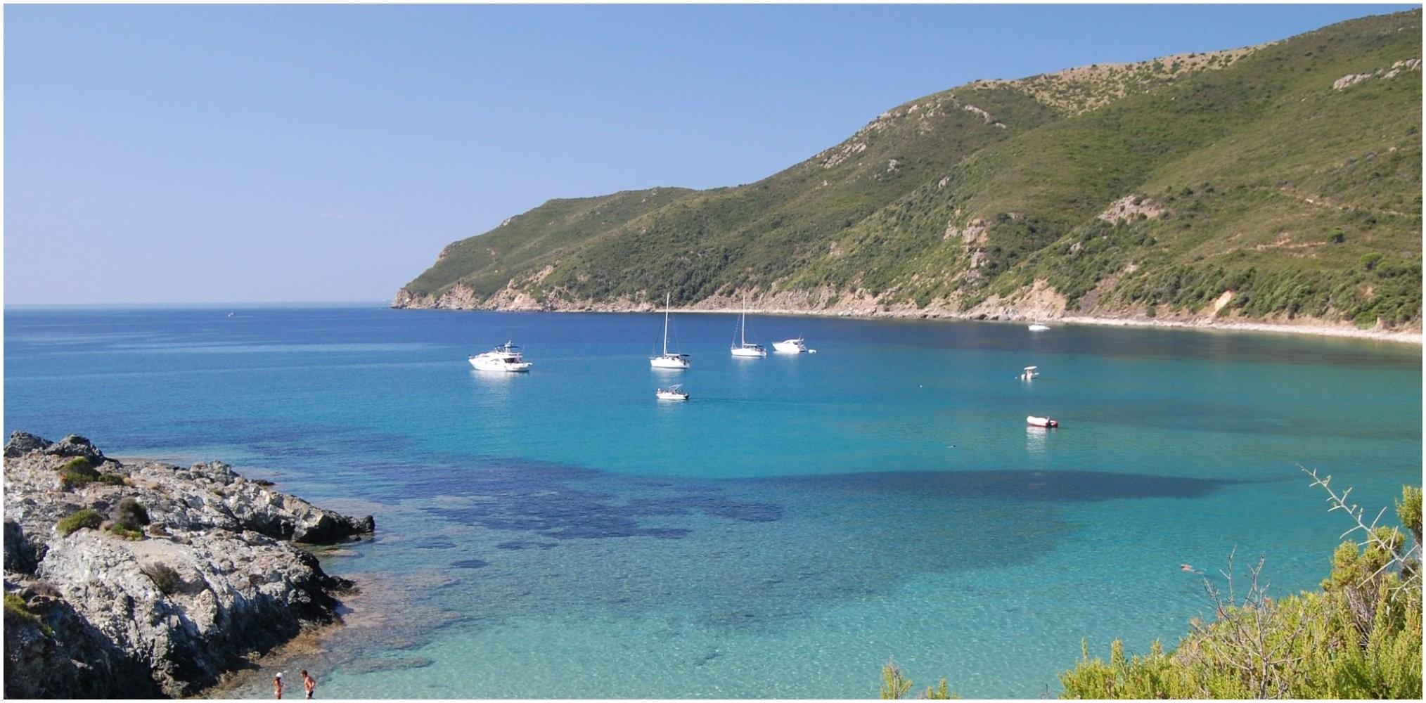 Top 10 beaches on Elba Island