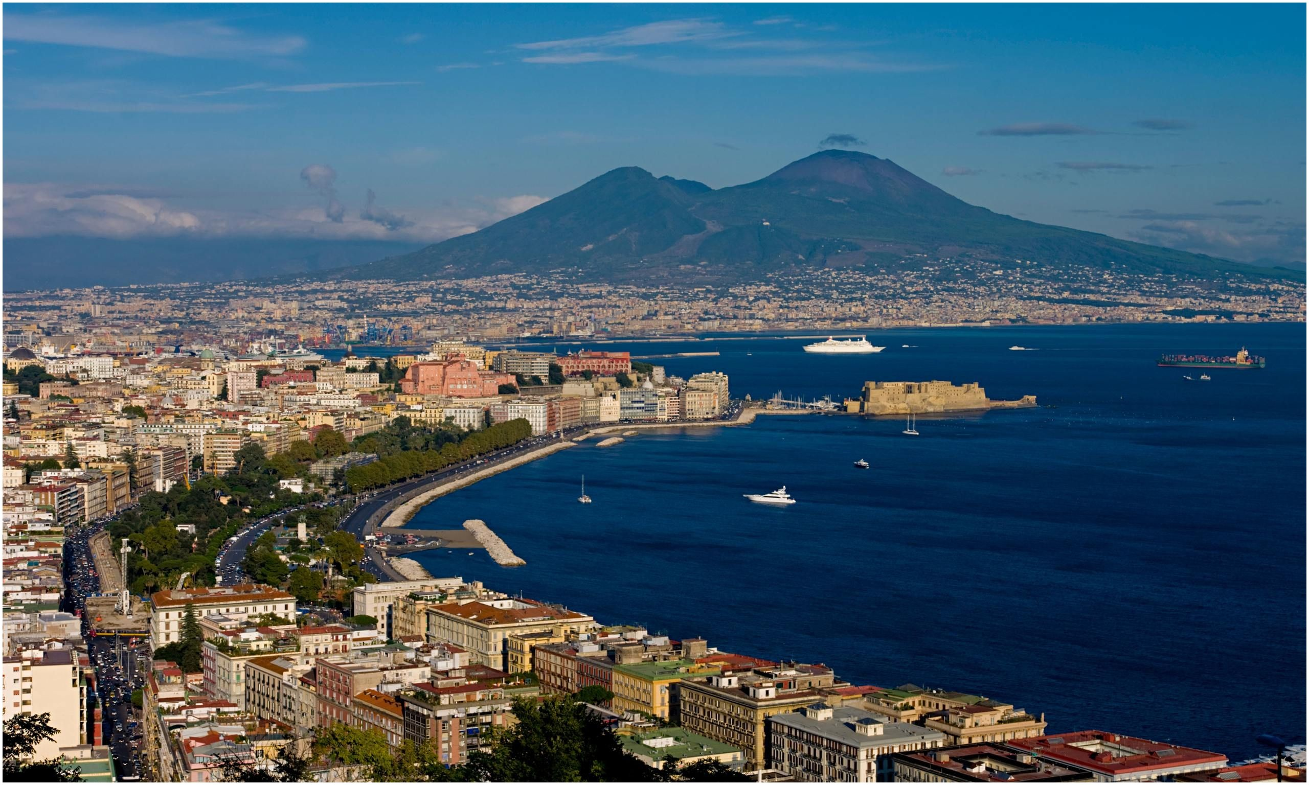 Historic Centre of Naples Italy UNESCO