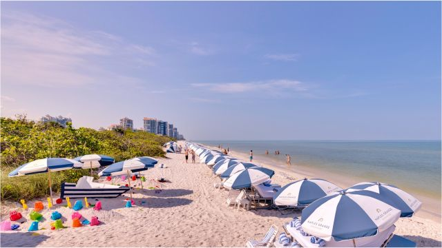 Beach Resorts In Naples Italy Inspirational Naples Escape Family Finds Fun but Nasty Bugs In southern Florida
