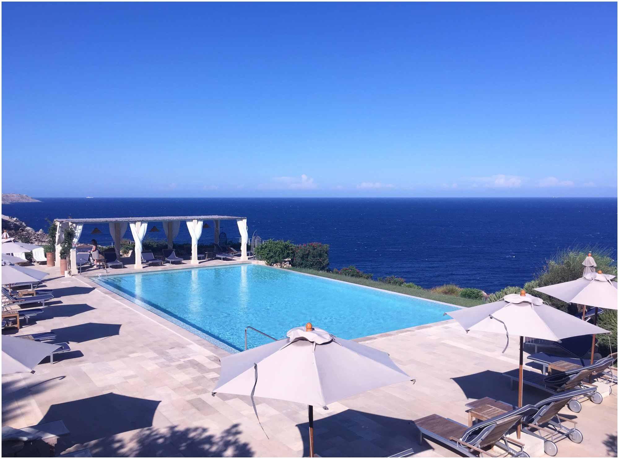 Best for Luxury Le Capase Resort Salento