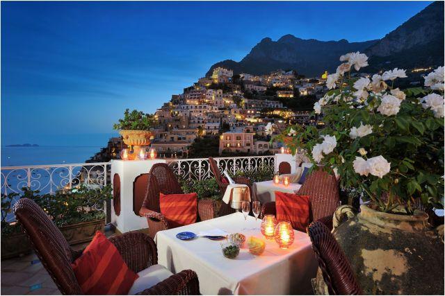 Beach Restaurants In Positano Italy Lovely World S Best Cliffside Restaurants Beautiful