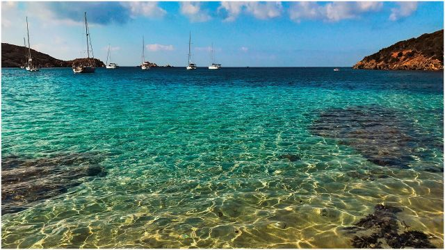 Best Beach In Cagliari Italy New Sardinia S top 5 Beaches In Italy