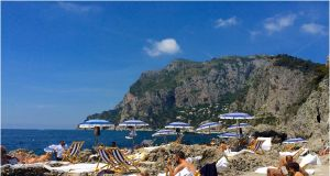 Best Beach In Capri Italy Fresh La Fontelina Beach Club Capri Italy