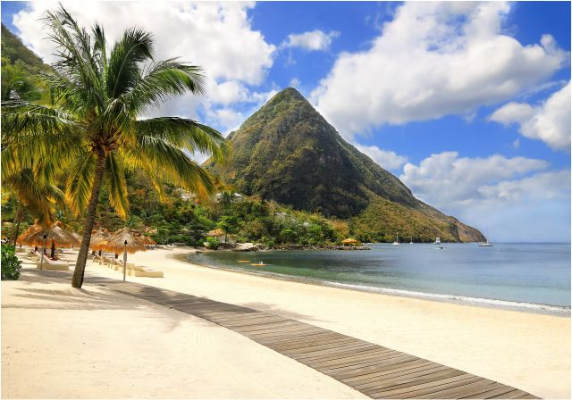 Best Beach In Central Italy Best Of Diving In Saint Lucia