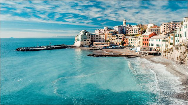 Best Beach In Genoa Italy Best Of Landscape Bady Graphe