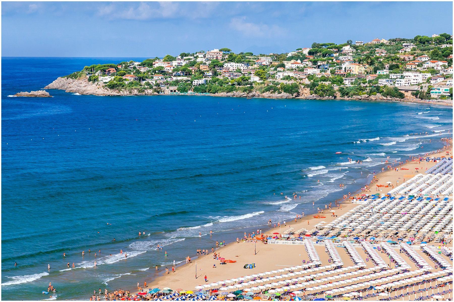 Italian Beaches Gaeta