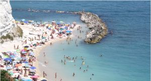 Best Beach In Marche Italy Beautiful Sirolo Beach Le Marche Italy Lost Guideslost Guides