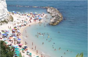 Best Beach In Marche Italy Beautiful Sirolo Beach Le Marche Italy Lost Guideslost Guides
