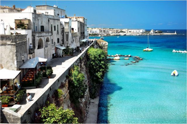 Best Beach In Otranto Italy Awesome Guide to the Best Places to Visit In Puglia On A Self Drive Itinerary