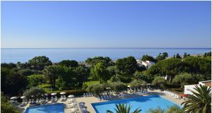 Best Italian Beach Resorts Elegant Unahotels Naxos Beach Sicily Dive Resort