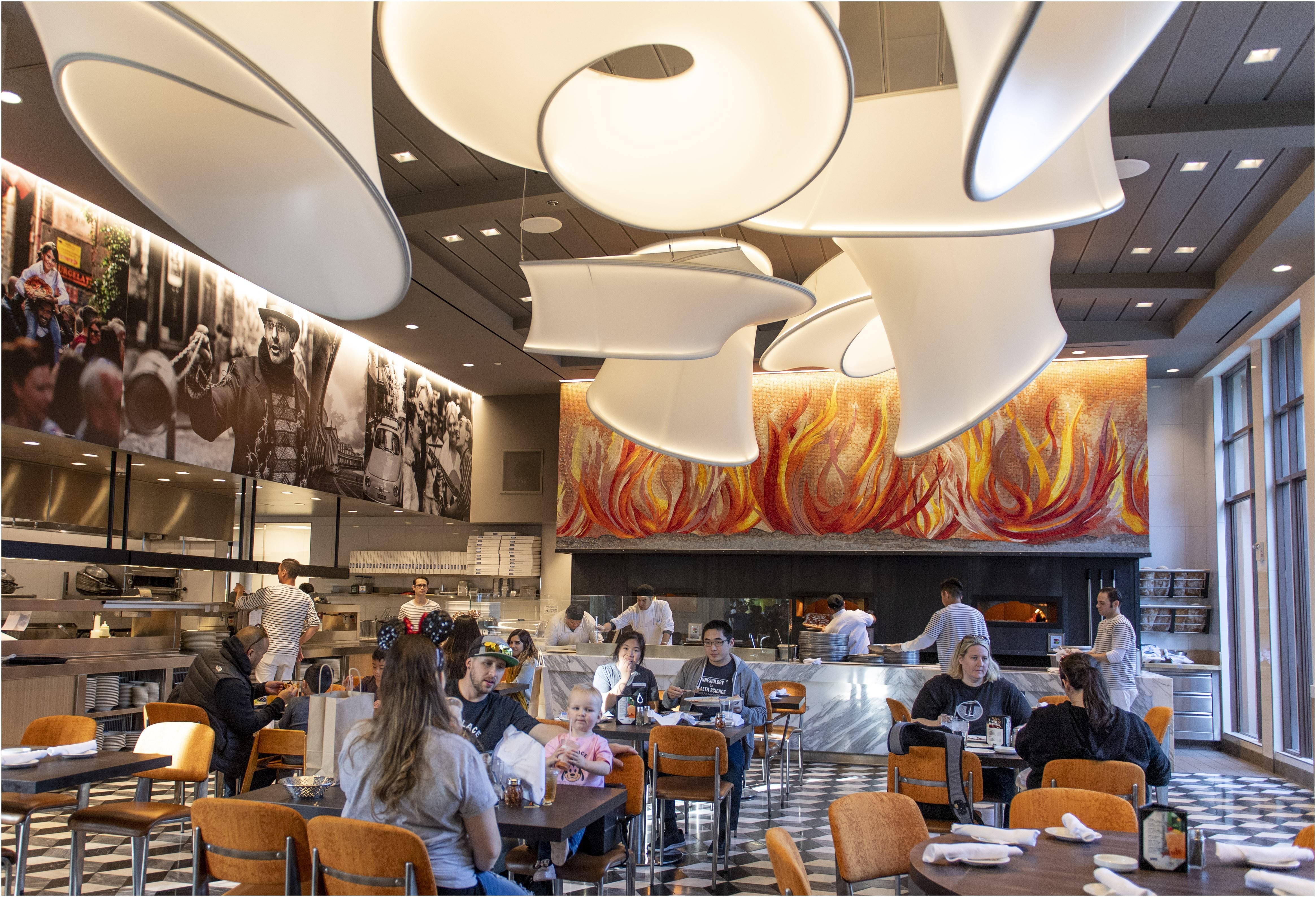 Best Italian Restaurants Near Newport Beach Elegant First Look Naples Ristorante E Bar In Downtown Disney Unveils