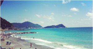 Italian Beach Holiday Locations Luxury Lavagna Beach Liguria Italy Photo Credits Livia Podestá