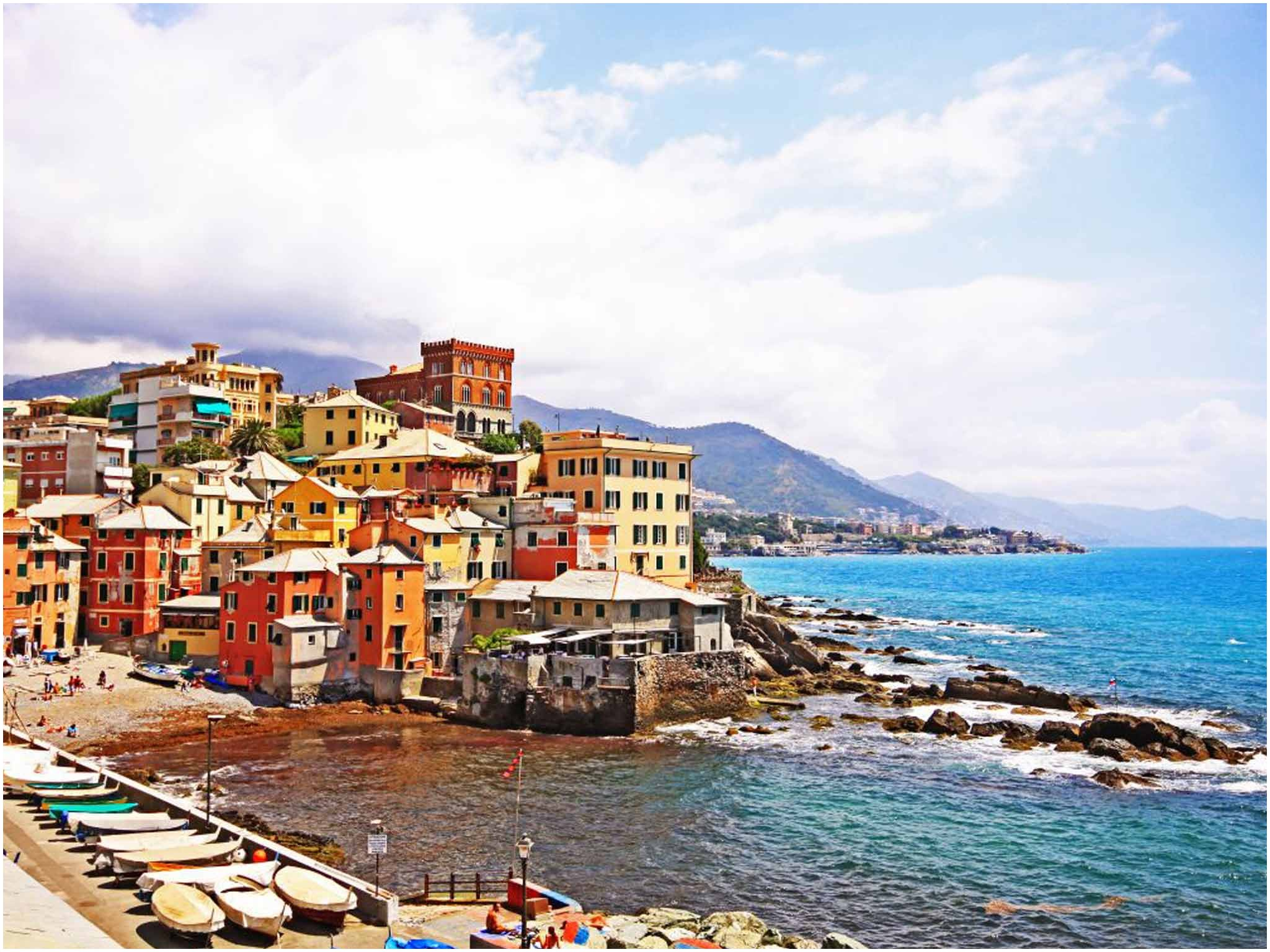 Genoa travel tips Where to go and what to see in 48 hours