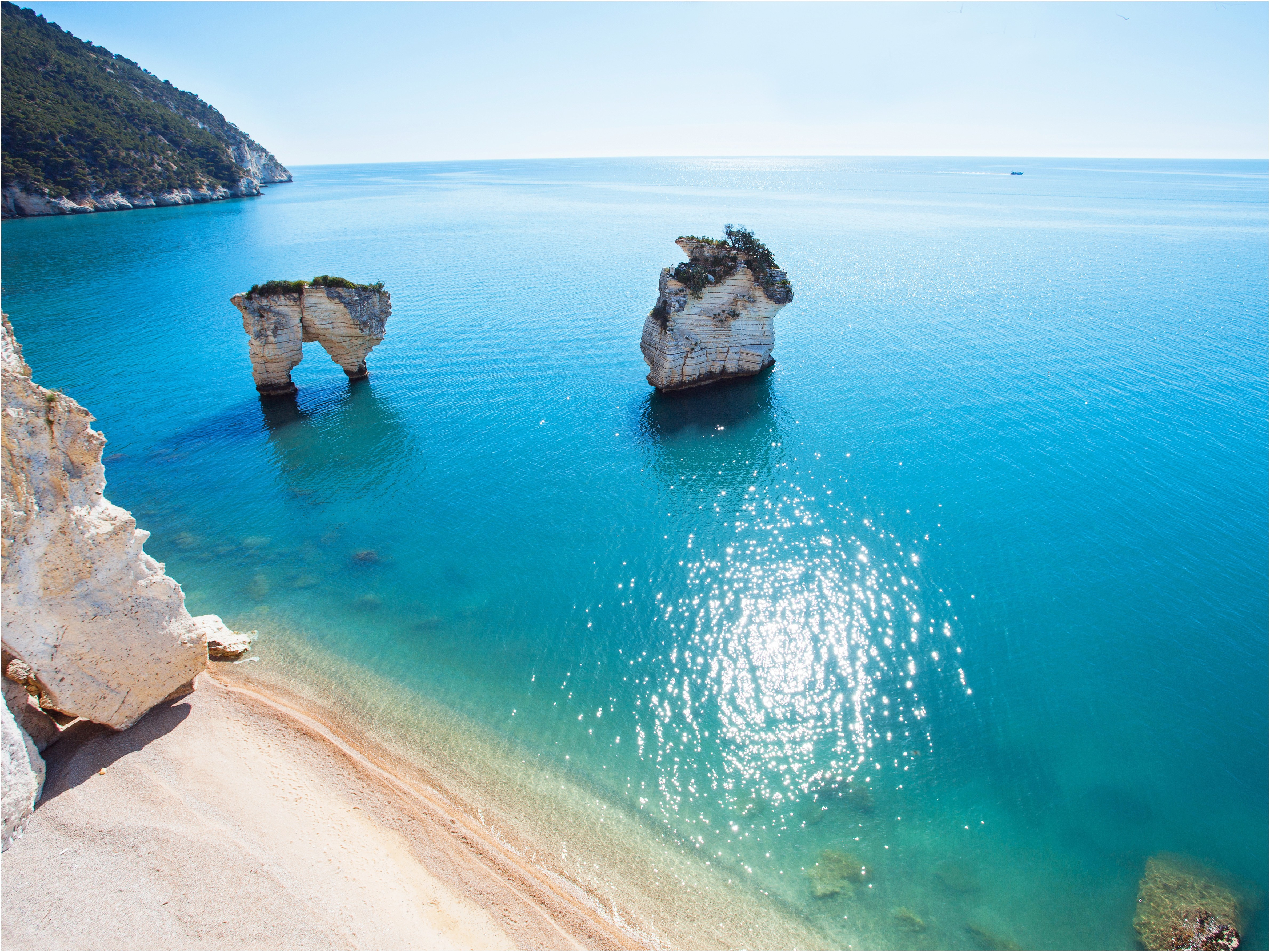 Quiet Beach In Italy Beautiful the Best Hidden Beaches In Italy Condé Nast Traveler