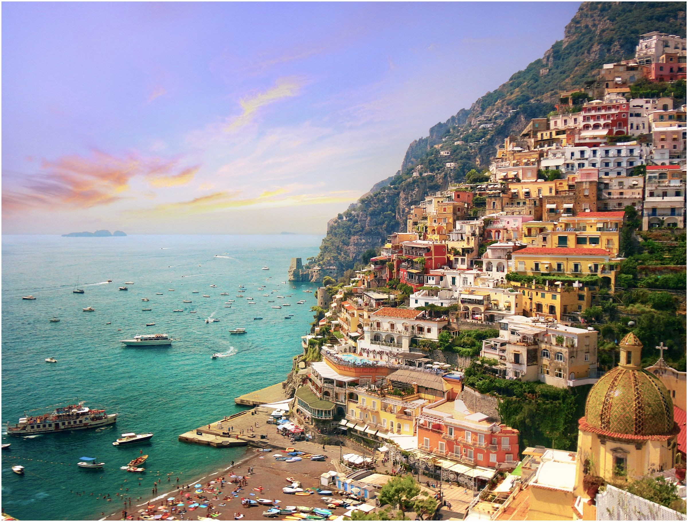 Positano Amalfi Italy Vacation Villas 5b0f de d336