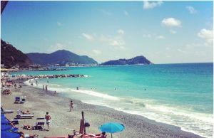Quiet Italian Beach Holiday Inspirational Lavagna Beach Liguria Italy Photo Credits Livia Podestá