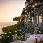 Top 5 Restaurant with Beach View In Italy Best Of Best Restaurants Of the Amalfi Coast Positano Capri sorrento Vogue