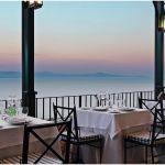 Top 5 Restaurants with Beach Views In Italy Best Of Best Restaurants Of the Amalfi Coast Positano Capri sorrento Vogue