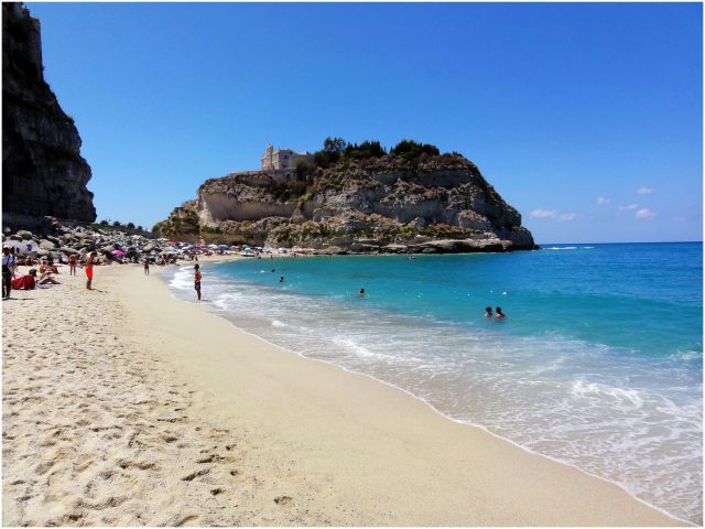 Where is Tropea Beach In Italy Luxury Tropea Beach Calabria • Explore Mediterranean
